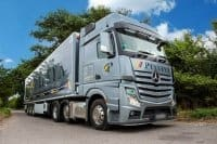 FOUR VACANCIES FOR LGV CLASS 1 DRIVERS
