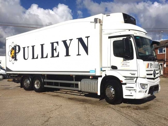 LGV 2 Driver Required with Refrigeration Experience